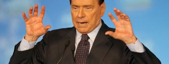 "AFP/""Scanpix"" nuotr./Silvio Berlusconi"