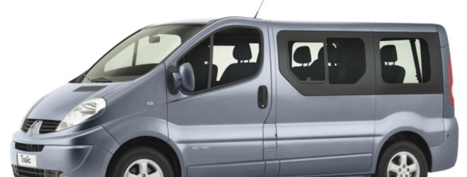 "Gamintojo nuotr./""Renault Trafic"""