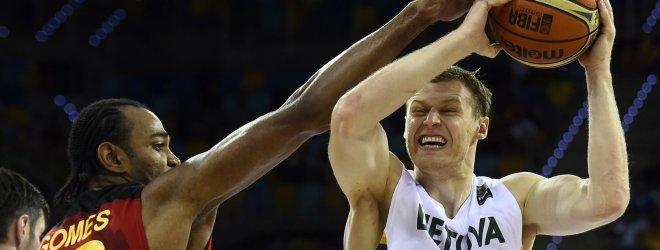 Vaidas Čeponis: Lietuvius pančioja lėtas krepšinis