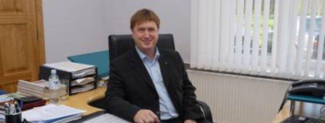 Šilutės ligoninės vadovą Darių Steponkų užgriuvo kaltinimai dėl žmonos verslo