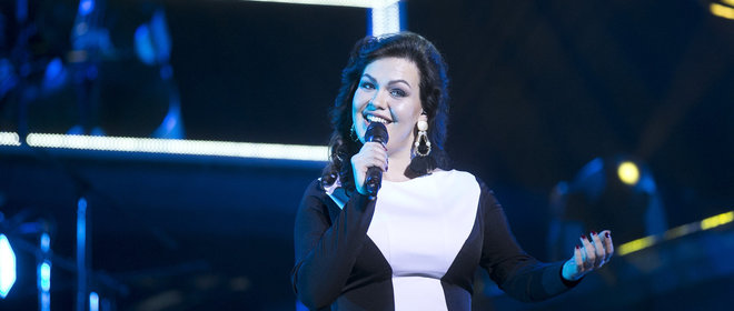 """Girmantė Vaitkutė prestižinėje Vilniaus scenoje pristatė debiutinį albumą """"Mood"""""""