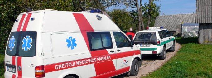 Ukmergės rajone savo aukas iššaudęs žudikas į save paleido dvi kulkas