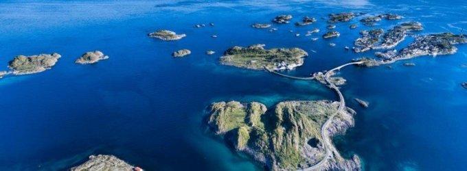 Vienas gražiausių pasaulio kampelių – Lufuteno salos Norvegijoje