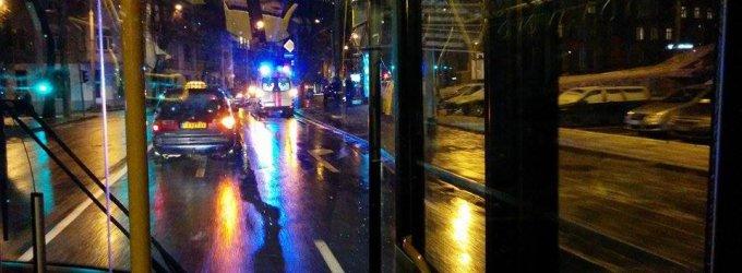 Savaitgalis, paženklintas avarijomis: dar vienas eismo įvykis – Vilniuje