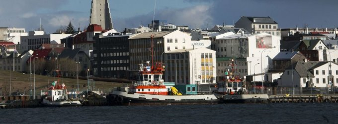 Islandiją krečia tūkstančiai požeminių smūgių