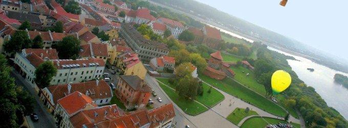 Kauno centre buto nuoma kainuoja dukart pigiau nei Vilniaus centre