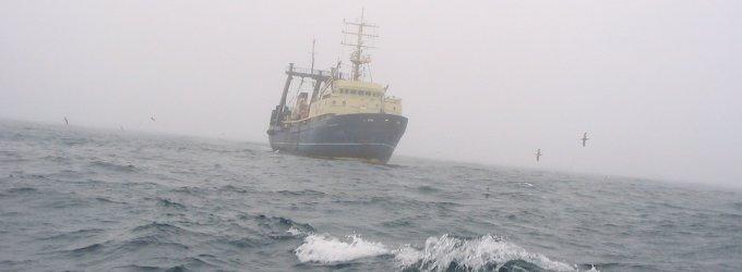 Murmansko teismas nurodė papildomai įvertinti areštuoto Lietuvos laivo laimikį