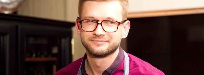 Kulinaras Alfas Ivanauskas: lietuvių mityba keičiasi į gerą