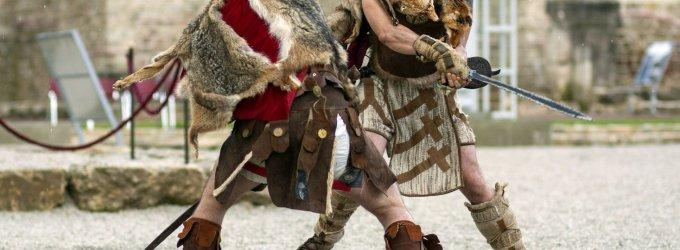 Romėnų gladiatoriai gerdavo energinį gėrimą iš pelenų ir acto