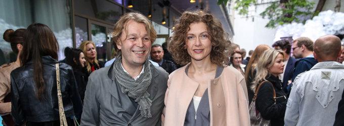 Ramunė Piekautaitė ir Kęstutis Verslovas po daugiau nei 20 metų draugystės ryžosi santuokai