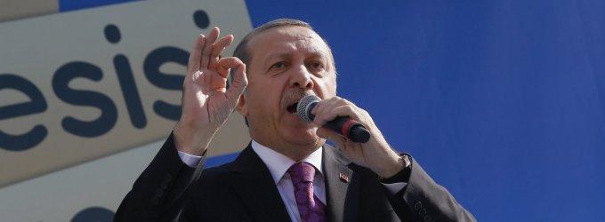 Turkijos prezidento Recepo Tayyipo Erdogano vajus dėl osmanų kalbos susidūrė su pasipriešinimu