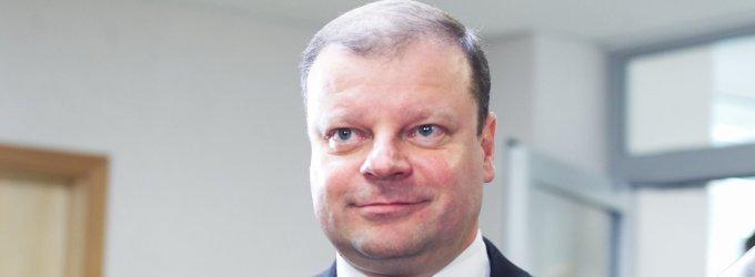 Naujasis vidaus reikalų ministras Saulius Skvernelis – tarp palankiausiai vertinamų veikėjų