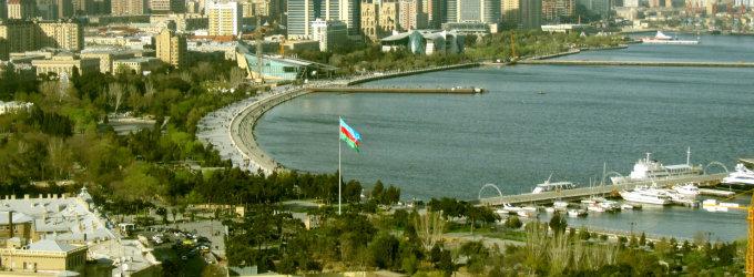 Baku – kaukazietiškas Las Vegasas