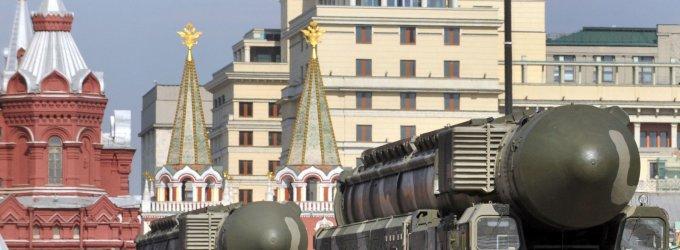 Kremliaus administracijos vadovas pareiškė, kad Rusija niekada negrąžins Krymo