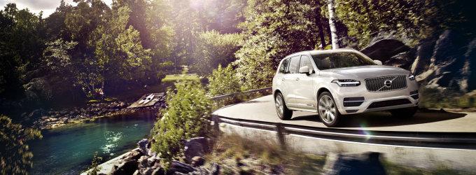 """Švediškas stebuklas, pavadinimu """"Volvo XC90"""""""