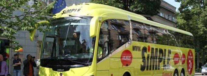 Dėl brokuotos tachografo kortelės autobuso vairuotojas rizikuoja netekti darbo