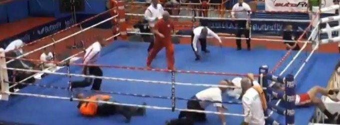 """Iš ringo pabėgusio lietuvio treneris Raimundas Plūkas: """"Ar boksininkas gali būti bailys?"""""""