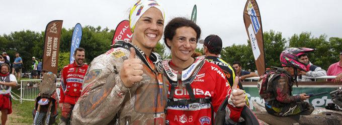Dakaro ralio princesės: bekelės maratoną įveikia ir moterys