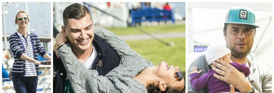 """Garsenybes subūrė didžiausias šalies sporto festivalis """"Sveika, Neringa"""""""