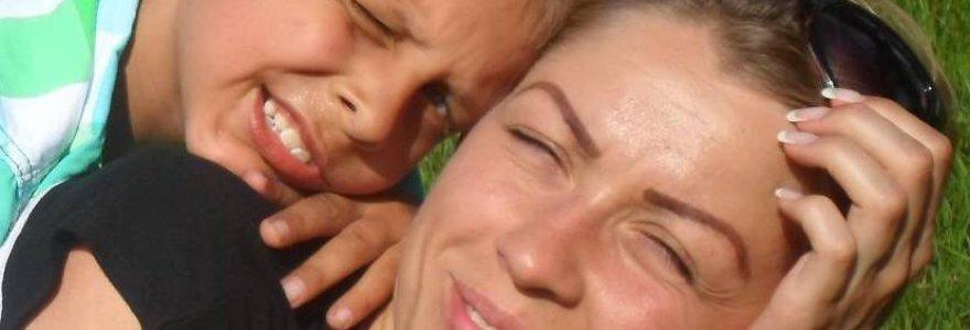 Kai Sandros sūnui diagnozavo ligą, išgelbėti jos brolį jau buvo per vėlu