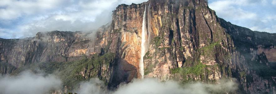 Mylintiems gamtą – gražiausi pasaulio kriokliai
