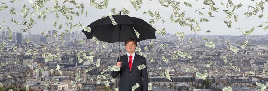 Ką, be krūvos pinigų, bendro turi visi milijardieriai?