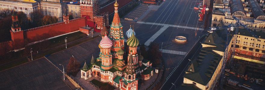 Infliacija Rusijoje įsibėgėja, tačiau šalies valdžia jos nenori matyti