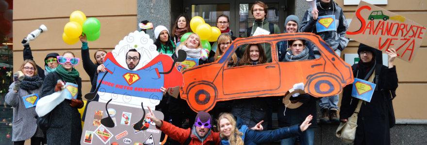Užsieniečiai Lietuvoje: atvykę savanoriauti pasilieka įsimylėję Vilnių ir lietuvius