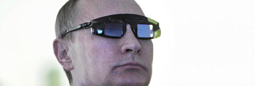 Stebuklai Rusijoje: kur pradingo įrašai apie Vladimiro Putino artimųjų turtą?