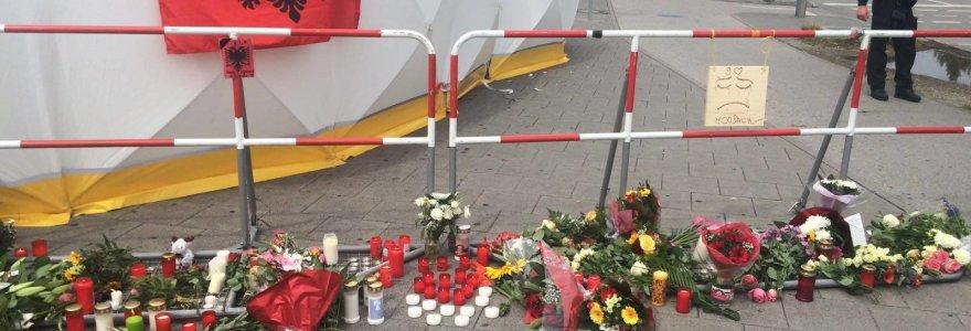Paaiškėjo naujos detalės apie Miuncheno žudiko pasiruošimą išpuoliui