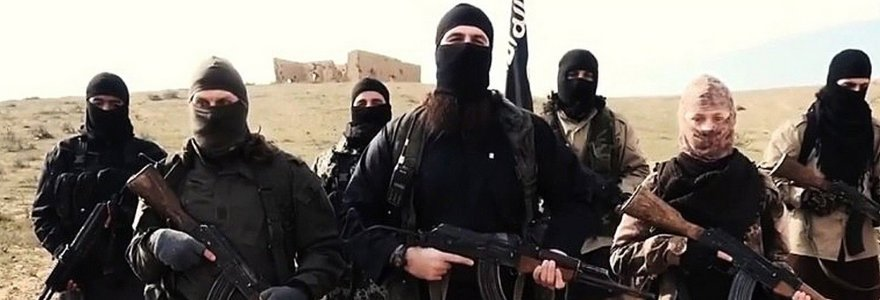 """Ar per Lietuvą keliauja """"Islamo valstybės"""" teroristai?"""