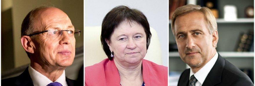 """Vakarienėje su medžiokle – V.Baltraitienė, J.Milius ir """"Biovela Group"""" vadovas"""