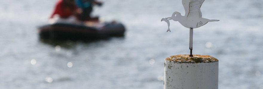 Rusnės sala: gyvenimas šalia vandens, ant vandens ir vandenyje
