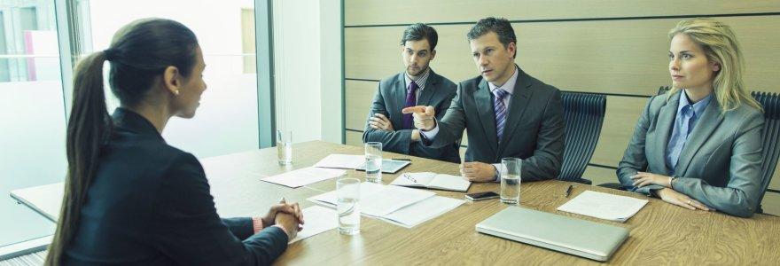 Dar vienas Darbo kodekso pokštas: leis įdarbinti tik iki 10 procentų specialistų