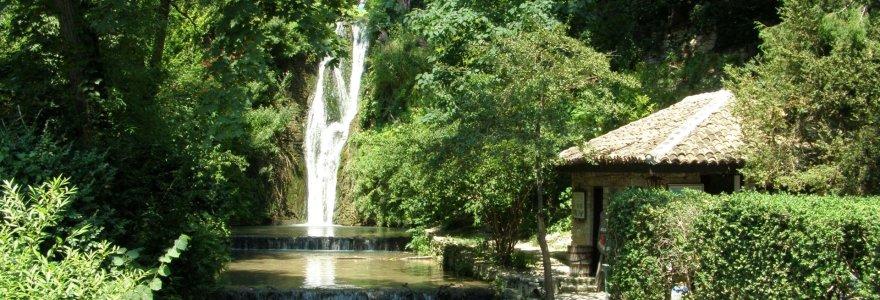 Perkaitai Bulgarijos pajūryje? Atsipūsk Balčiko botanikos sode