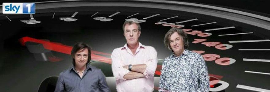 """Žurnalistas: Jeremy Clarksonas ir """"Top Gear"""" komanda jau derasi dėl naujos laidos """"Top Speed"""""""