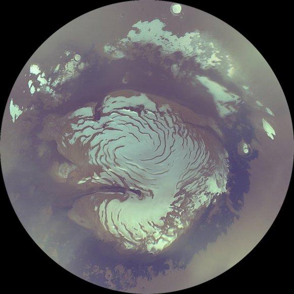 Marso paviršius