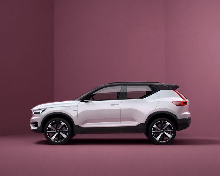 """""""Volvo"""" 40-os serijos konceptas"""