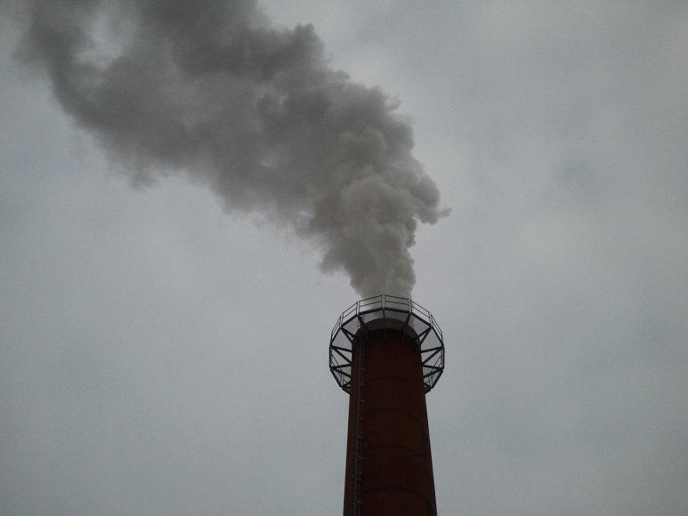 Pagrindinėje Klaipėdos katilinėje įrengti du biokuro katilai