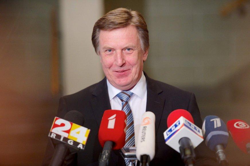 Latvijos premjeras Maris Kučinskis