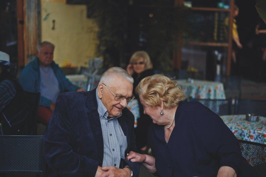 "Tomo Kaunecko (""Ciklopas"")/žurnalas ""LAIMA Velvet"" nuotr./Algimantas Baltakis"