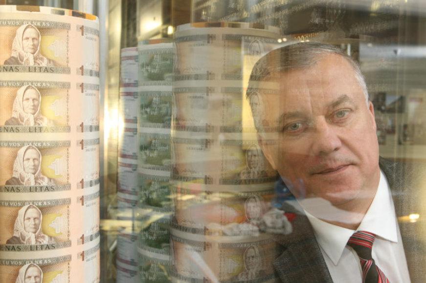 Pasak V.Laurinavičiaus, tarpukariu litas buvo tapęs viena tvirčiausių valiutų pasaulyje