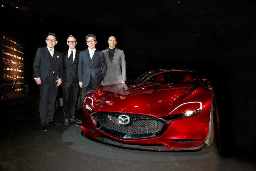 """""""Mazda RX Vision"""" koncepcija"""