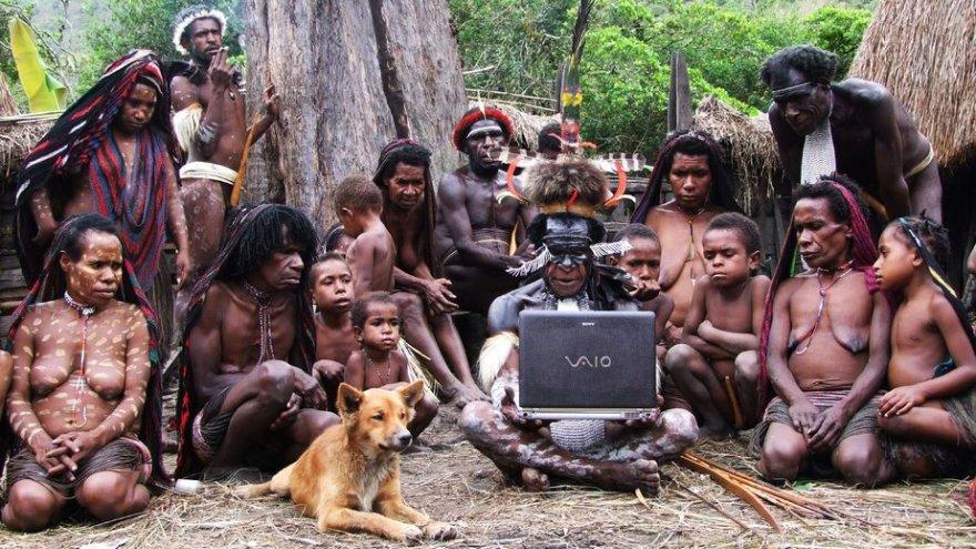Papua Naujoje Gvinėjoje keliautojai vis dar gali rasti aukso luitų