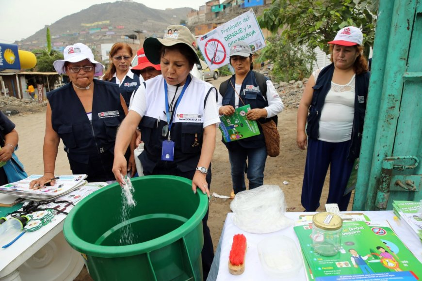 """""""Scanpix""""/""""Sipa USA"""" nuotr./Darbininkai dezinfekuoja aplinką nuo Zika virusą pernešančių uodų"""