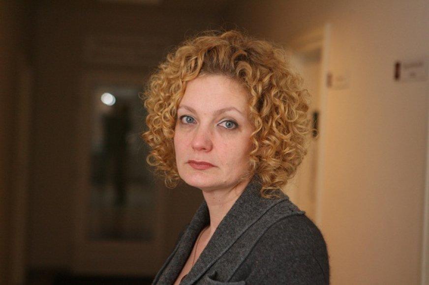 Lygių galimybių plėtros centro vadovė Margarita Jankauskaitė