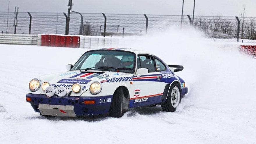 """Porsche 911 SC RS"" Niurburgringe"