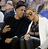 NBA rungtynes stebėjo garsūs žmonės