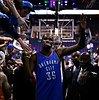 NBA rungtynių epizodai