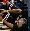 """NBA: """"Cavaliers"""" nesėkmė, Porzingio dvigubas dublis ir skausminga trauma"""